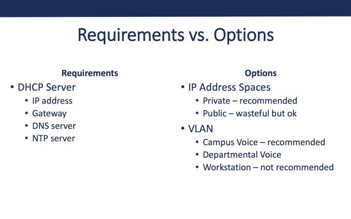 TKF VoIP Presentation - Telecommunications