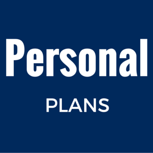 Personal Plans